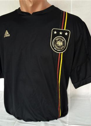Сб. Германии Футболка игровая Adidas Ретро взрослая