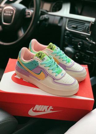 Кроссовки Nike Air Force Женские Найк Аир Форс