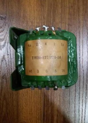 Трансформатор ТН30-127/220-50