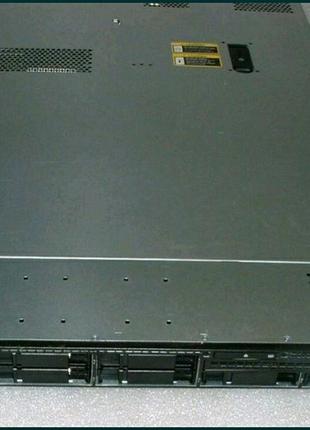Сервер HP Proliant DL360p G8 2xE5-2665/192Gb/1.2Tb/2x146Gb/2x500