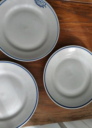 Набор тарелок ссср