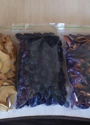 Сухие фрукты чипсы