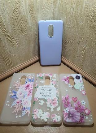Чехол бампер накладка Xiaomi Redmi 5