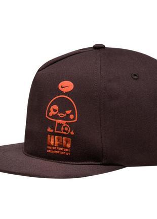 Оригинал кепка бейсболка прямой козырёк nike ufo trucker cap  ...