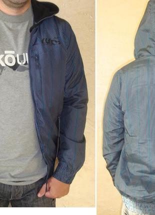 Оригинал куртка мужская 4f - fob. польша. размер s.