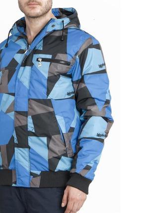 Оригинал. куртка мужская зимняя, лыжная для зимних видов спорт...