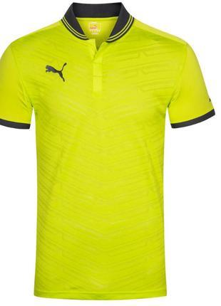 Оригинал PUMA powercat 1.12 мужская спортивная тенниска джерси