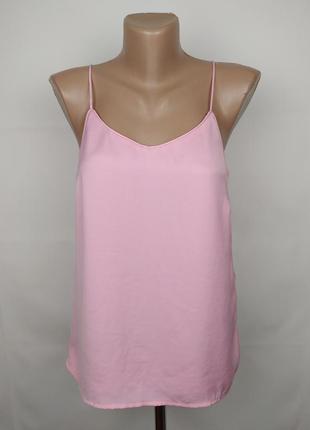 Блуза розовая стильная оригинал! vero moda s