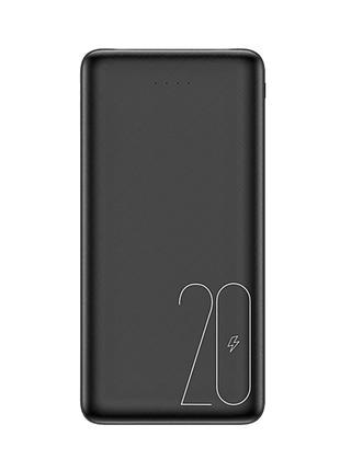 Портативное зарядное устройство Usams USB Power Bank 20000mAh