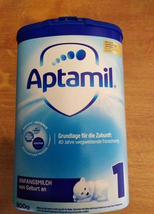 МОЛОЧНАЯ СМЕСЬ Aptamil 1 Pronutra 800 г
