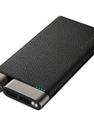 Портативное зарядное устройство Puridea X01 10000mAh Li-Pol +TYPE