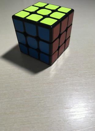Кубик Рубика 3×3 QiYi Thunderclap v2 черный