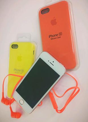 Чехлы на iPhone 5s/5se
