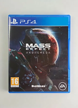Mass Effect: Andromeda / Диск / PS4 / на русском языке