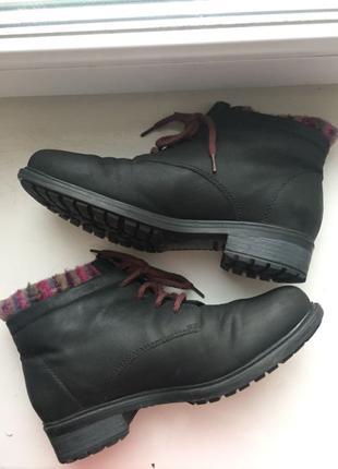Женские демисезонные/зимние ботинки