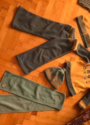 Вещи на мальчика 2-4 года Костюм Войчек штаны куртки
