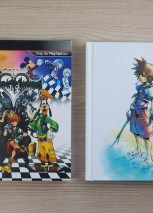 Kingdom Hearts 1.5: Limited Edition / PS3 / Диск / ENG