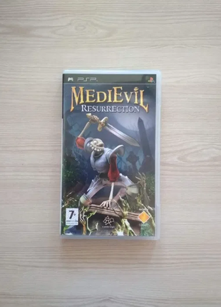 MediEvil: Resurrection PSP eng
