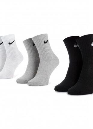 Носки Nike 3 пары. Новые