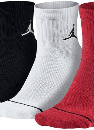 Носки Nike Jordan Jumpman Quarter
