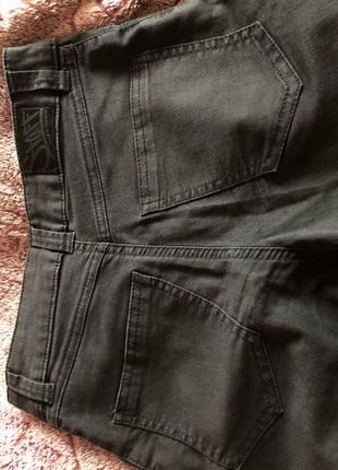 джинси штани чорні staff жіночі скини