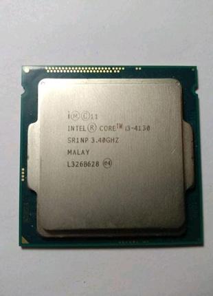 Процесор Intel Core i3-4130