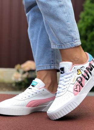 Стильные кроссовки puma