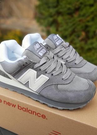 Стильные кроссовки new balance