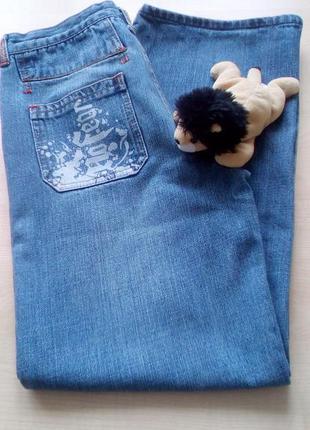 """Демисезонные джинсы """"no fear"""""""