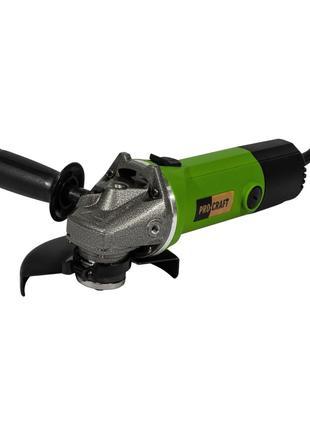 Болгарка Procraft PW1350 • Угловая Шлифмашина • УШМ 125