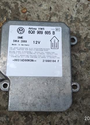 Блок управления AIRBAG (подушка) VW Passat B5 (Пассат Б5)