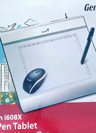 Mouse Pen i608x.