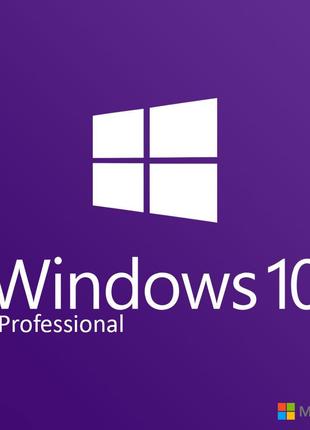 Профессиональная установка Windows 10 под ключ с гарантией!
