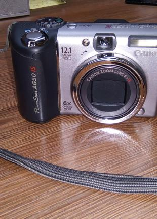 Canon PowerShot A650 IS б/у