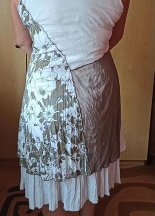 Платье летнее 52-54 размер