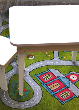 Детский столик и стульчик, дитячий столик, стільчик