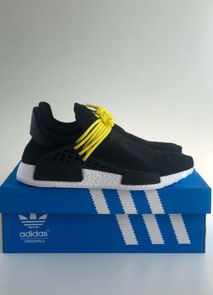 "Adidas NMD Pharrell Williams Human Race ""Black&Yellow"" 🖤💛"