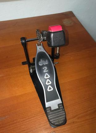 DW 2000. Педаль бас-барабану - 2000 грн .