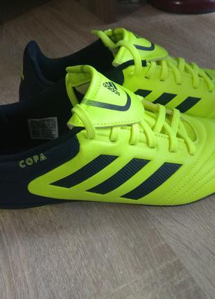 Бутсы для футбола Adidas Copa 17.4 размер 38