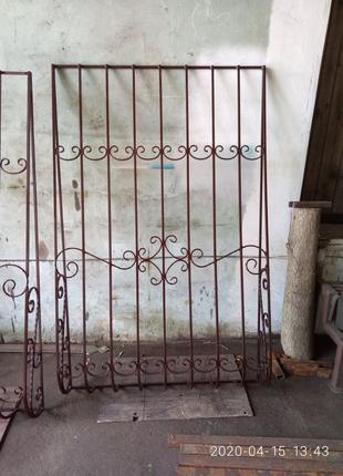Решотки, двери, ворота