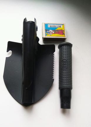 Военная складная лопата 5 в 1