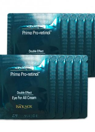 ISA KNOX Age Focus Prime Pro-retinol Double Effect Eye For All Cr