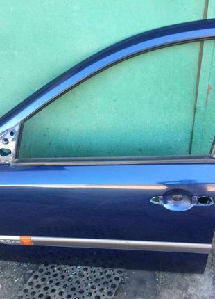Б/у дверь задняя передняя Renault Laguna 2, Рено Лагуна 2,