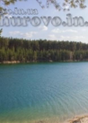 Аренда дома на голубом озере