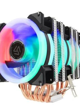 Кулер для процесора баштовий Alseye DRinger DR90
