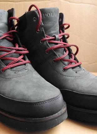 Мужские ботинки polo ralph lauren (оригинал, сша) р.42, 5 стел...