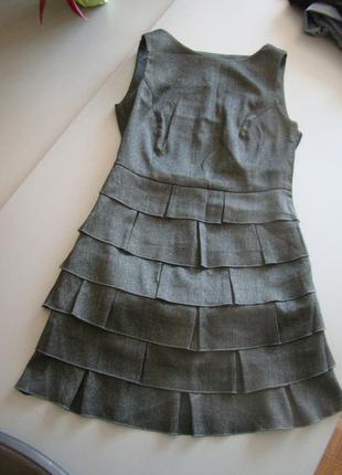 Элегантное серое платье befree