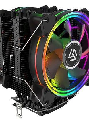 Кулер для процесора баштовий Alseye H120D