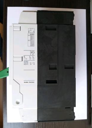 Автоматический выключатель Moeller  LZM2 на 200 Ампер