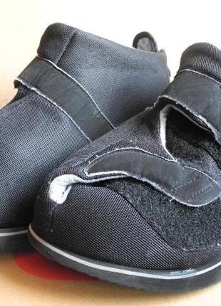 Ортопедическая обувь ботинки. р.39 40 стелька 26 см